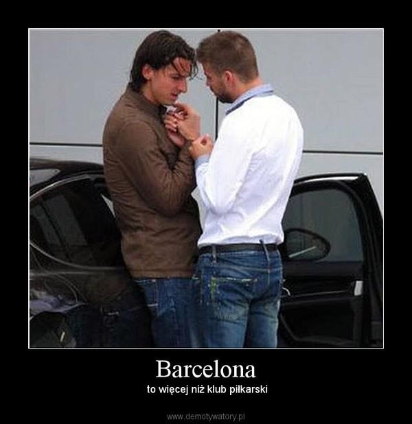 Barcelona –  to więcej niż klub piłkarski