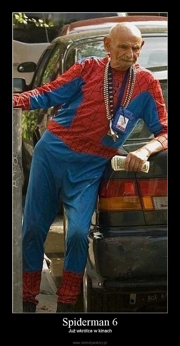 Spiderman 6 – Już wkrótce w kinach