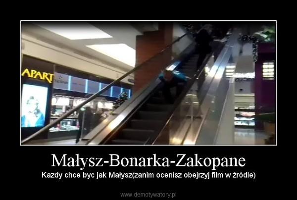 Małysz-Bonarka-Zakopane – Kazdy chce byc jak Małysz(zanim ocenisz obejrzyj film w źródle)