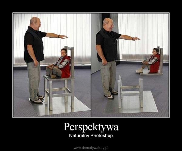 Perspektywa – Naturalny Photoshop
