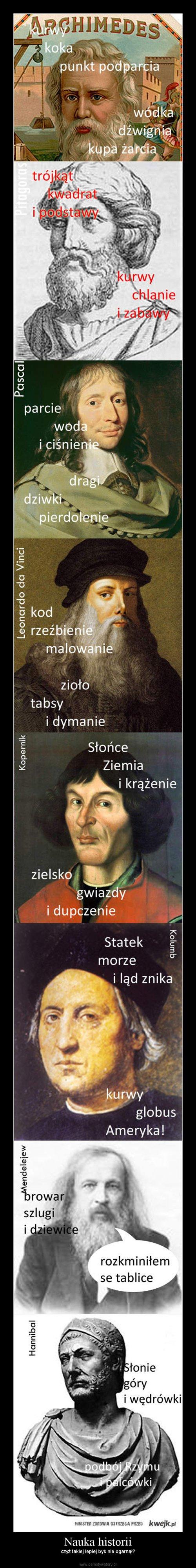 Nauka historii