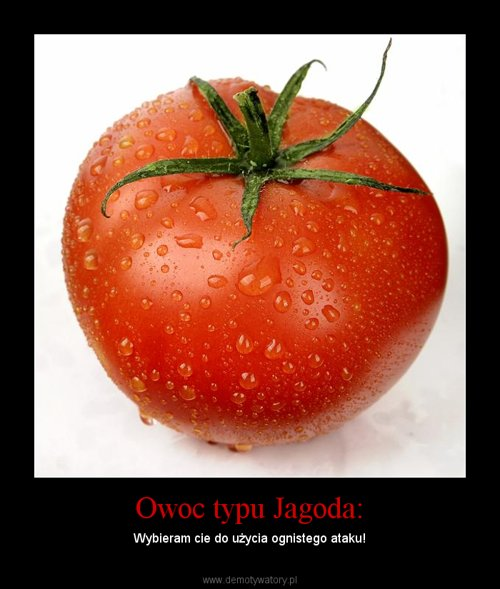 Owoc typu Jagoda: