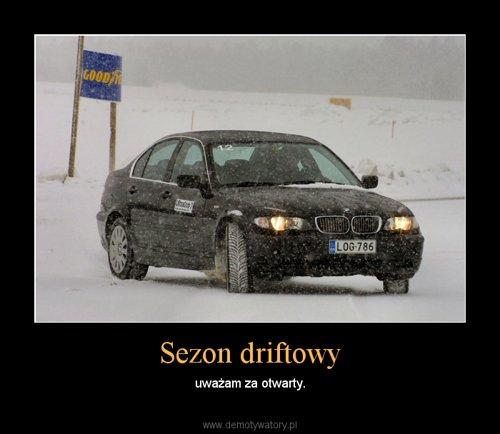 Sezon driftowy