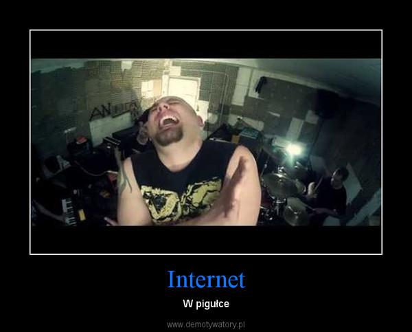 Internet – W pigułce