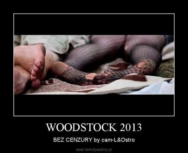WOODSTOCK 2013 – BEZ CENZURY by cam-L&Ostro