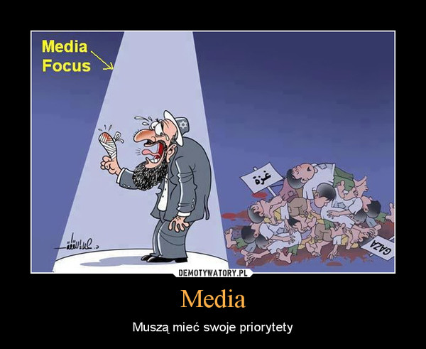Media – Muszą mieć swoje priorytety