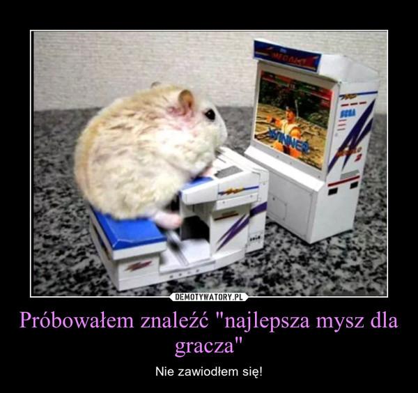 """Próbowałem znaleźć """"najlepsza mysz dla gracza"""" – Nie zawiodłem się!"""