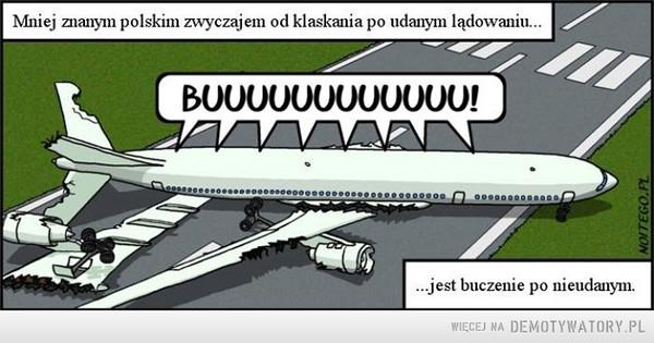 Lądowanie –