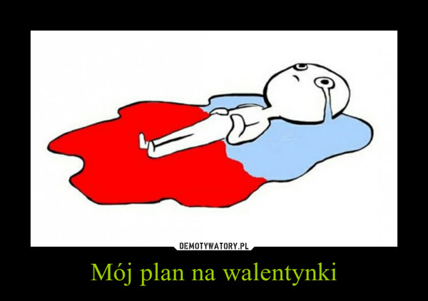 Mój plan na walentynki –