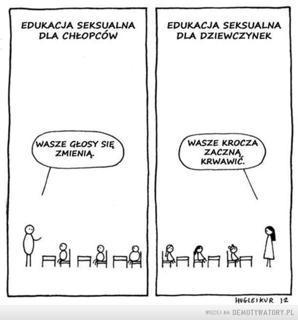 Edukacja seksualna –