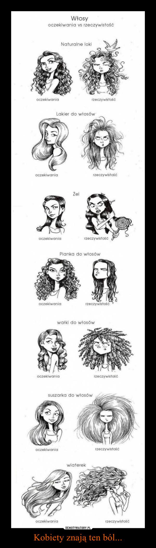 Kobiety znają ten ból... –