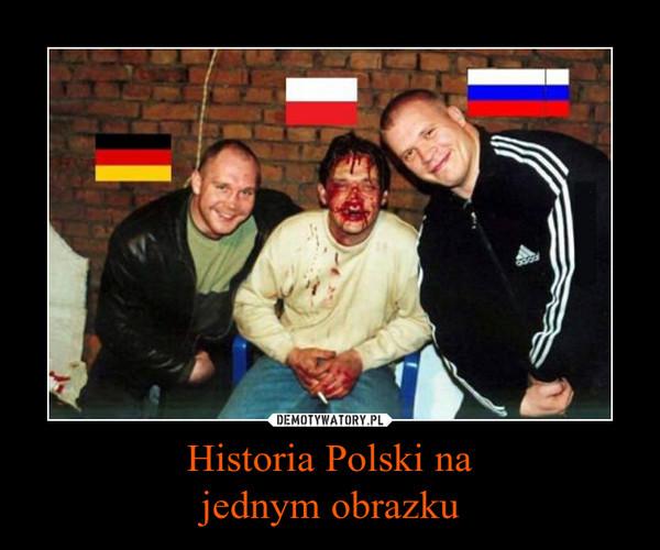 Historia Polski najednym obrazku –