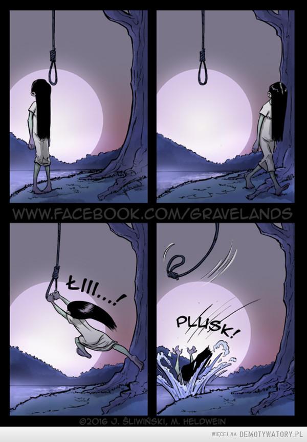 Gravelands: Sznur –