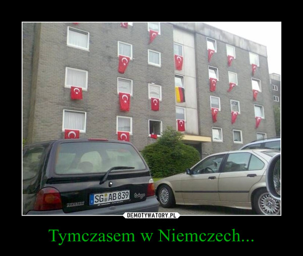 Tymczasem w Niemczech... –