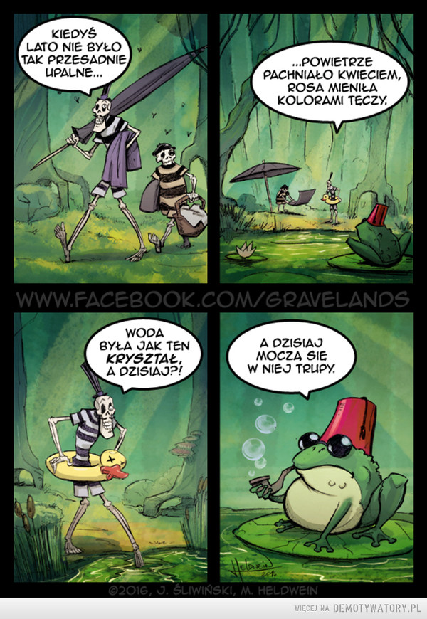 Gravelands: Sentymenty –