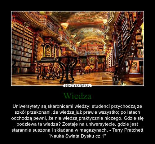 Wiedza