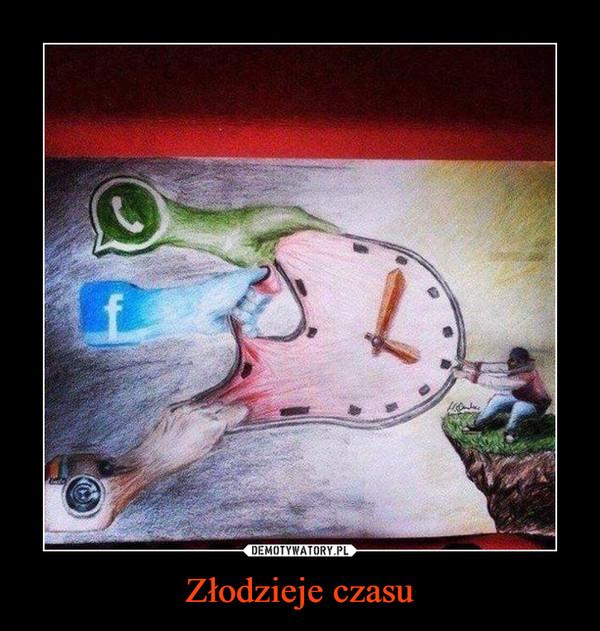 Złodzieje czasu –