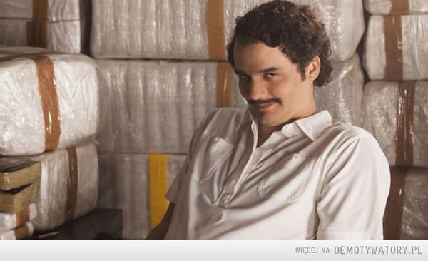 Pablo pozdrawia ze słonecznego San Escobar –