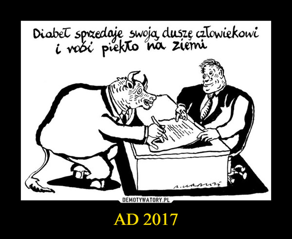 AD 2017 –