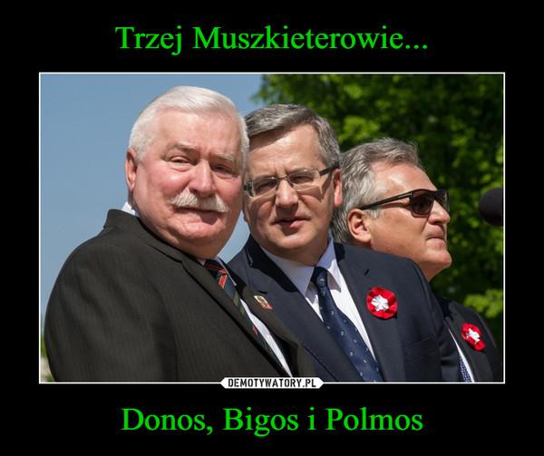 Donos, Bigos i Polmos –