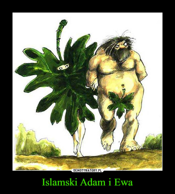 Islamski Adam i Ewa –
