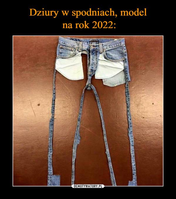 9f7ec7130f1d 15 najdzikszych newsów tygodnia – dizajnerskie dżinsy jak z pomocy ...