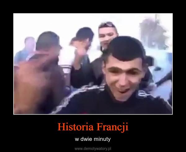 Historia Francji – w dwie minuty
