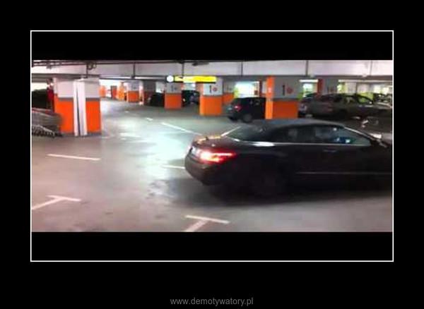 Innowacyjny czujnik parkowania –