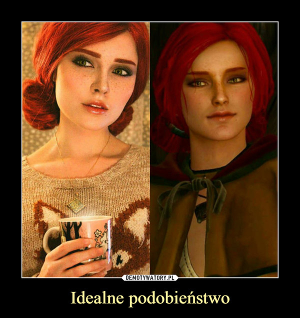 Idealne podobieństwo –