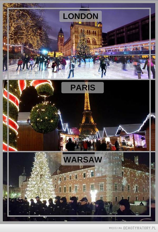Polska... oaza bezpieczeństwa... czy bezpieki? –