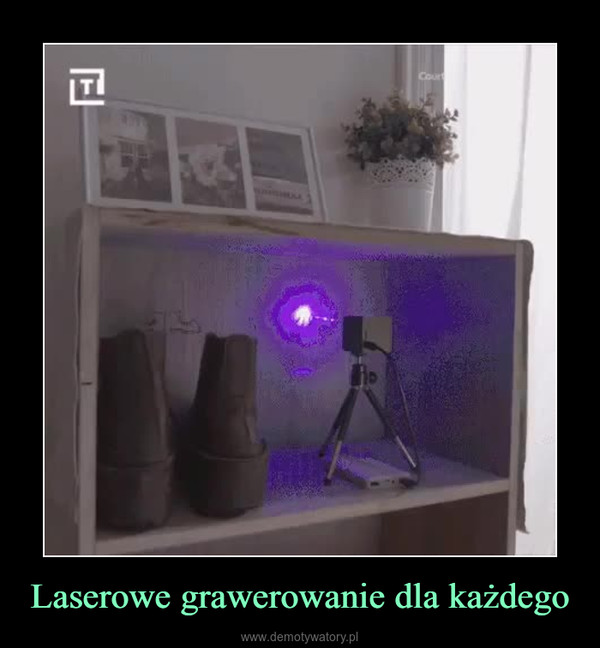 Laserowe grawerowanie dla każdego –