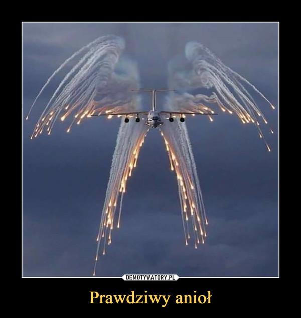 Prawdziwy anioł –