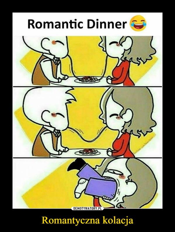 Romantyczna kolacja –