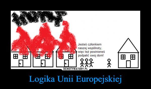 Logika Unii Europejskiej –