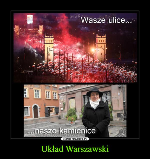 Układ Warszawski –
