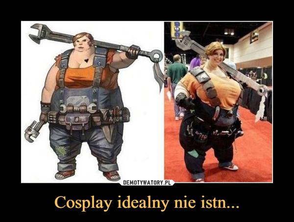 Cosplay idealny nie istn... –