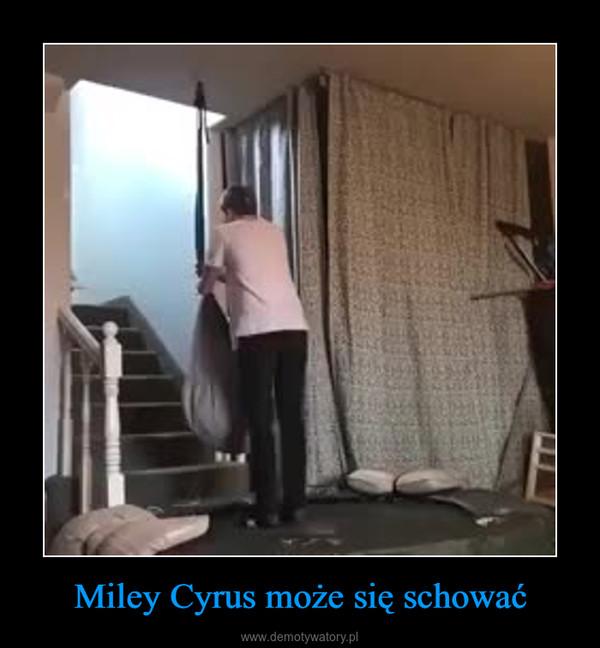 Miley Cyrus może się schować –