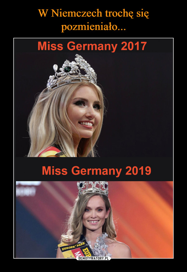 –  Miss Germany 2017, 2019