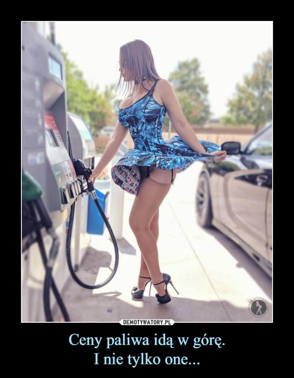 Ceny paliwa idą w górę.I nie tylko one... –