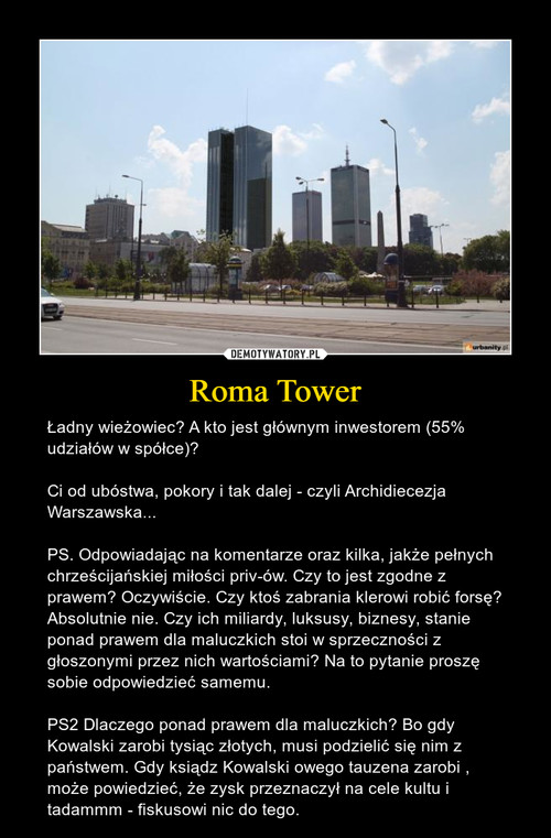 Roma Tower