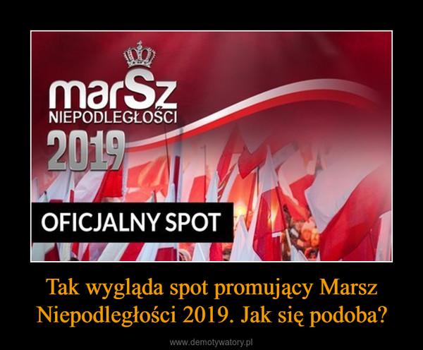 Tak wygląda spot promujący Marsz Niepodległości 2019. Jak się podoba? –