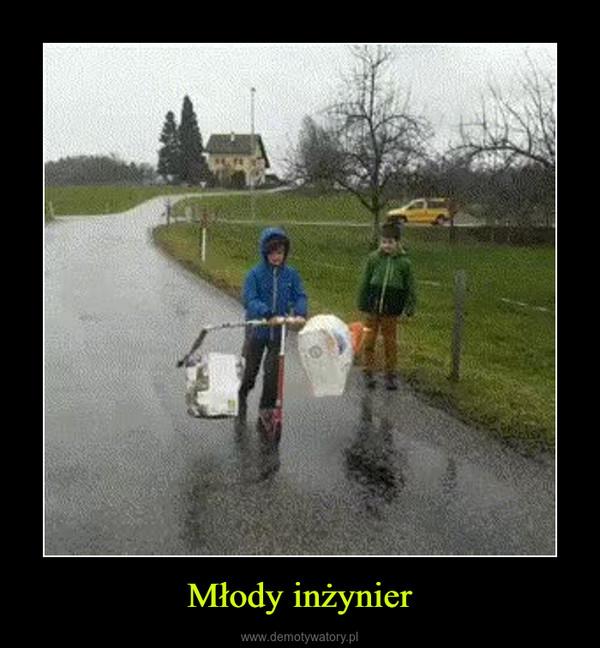 Młody inżynier –