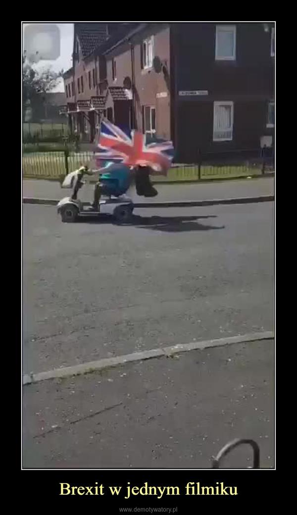 Brexit w jednym filmiku –