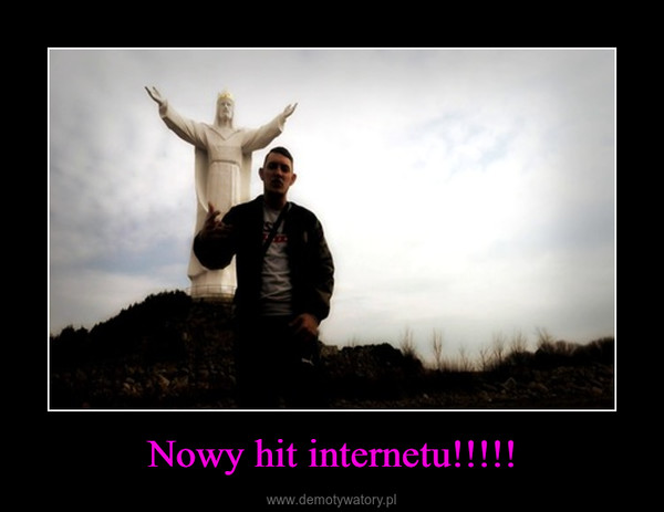 Nowy hit internetu!!!!! –