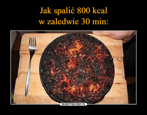 Jak spalić 800 kcal w zaledwie 30 min:
