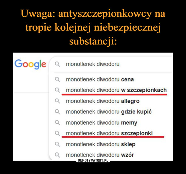 –  Google a monotlenek diwodoruQ monotlenek diwodoru cenaQ monotlenek diwodoru w szczepionkachQ monotlenek diwodoru allegroQ monotlenek diwodoru gdzie kupićQ monotlenek diwodoru memymonotlenek diwodoru szczepionkiQ monotlenek diwodoru sklepQ monotlenek diwodoru wzór