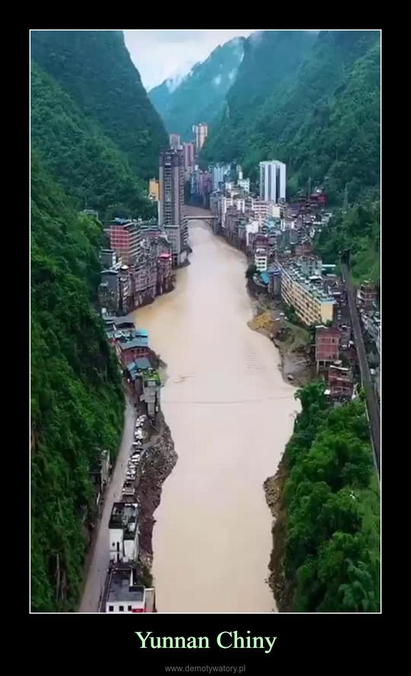 Yunnan Chiny –