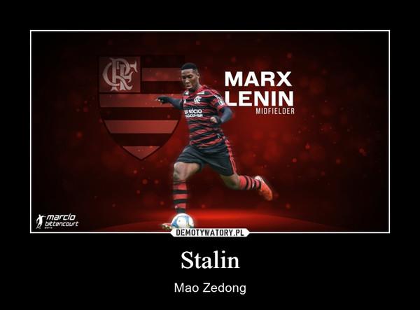 Stalin – Mao Zedong