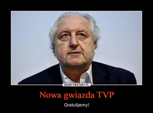 Nowa gwiazda TVP
