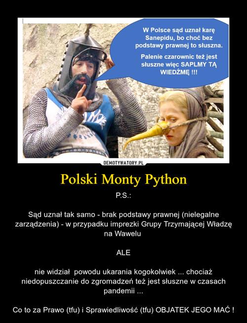 Polski Monty Python